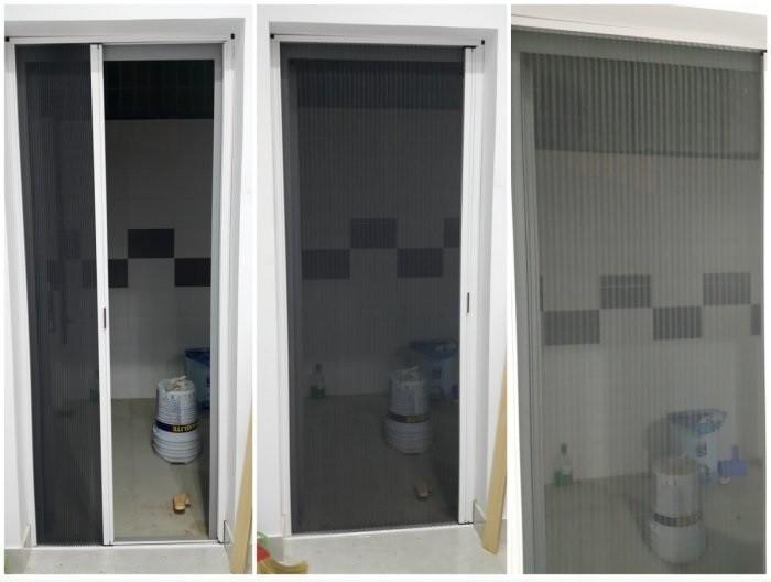 So sánh ưu nhược điểm cửa lưới chống muỗi dạng xếp và dạng lùa(1)