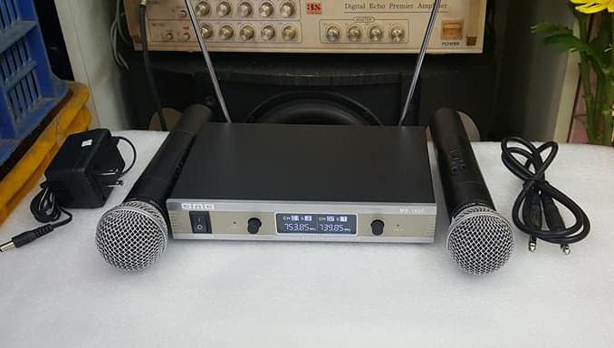 Đánh giá Micro không dây BMB 1600(2)