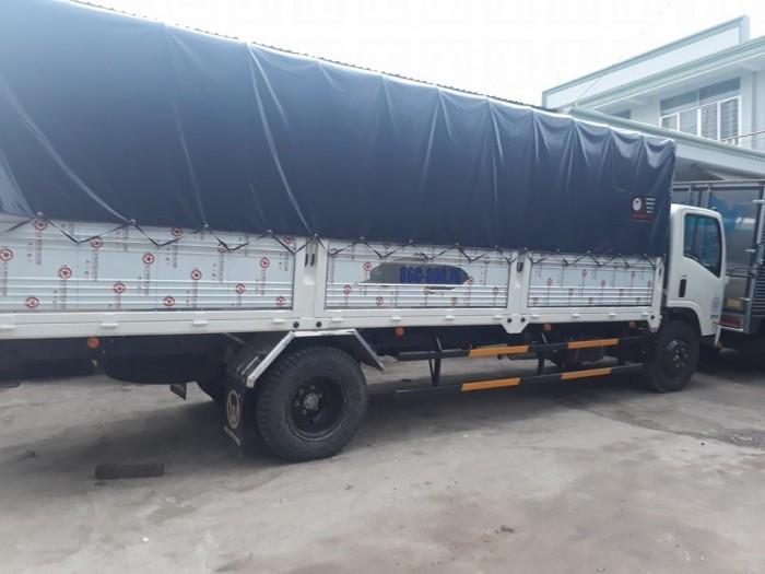 Thông số kỹ thuật xe tải Isuzu 8.2 tấn FN129