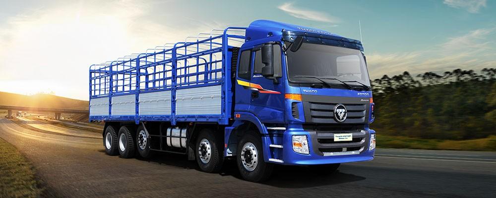 Kinh nghiệm cần thiết khi lái xe tải nặng