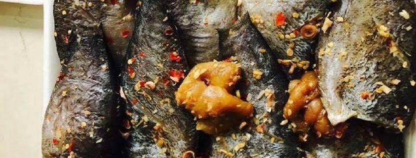 khô cá sặc chế biến thành nhiều món ngon