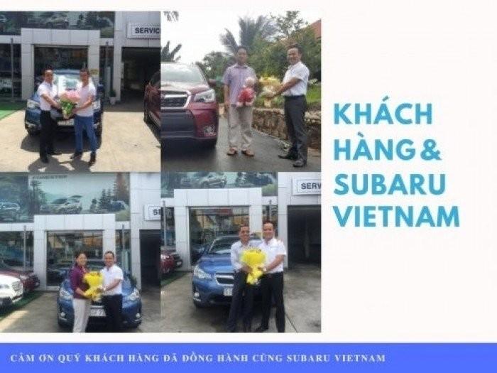 Khách hàng nói về Subaru Việt Nam