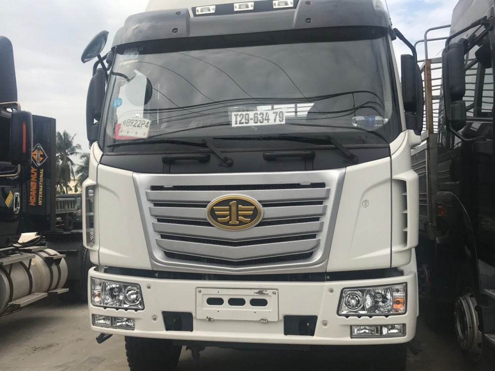 Xe tải Faw 8 tấn - Thùng dài 9,8 mét