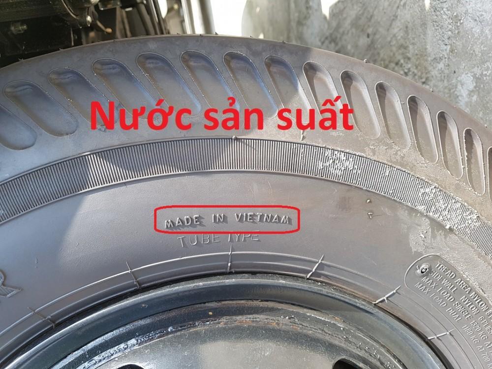 Hướng dẫn đọc thông số lốp xe căn bản