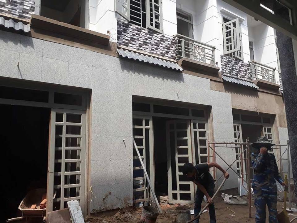 định mật độ xây dựng nhà ở 2018
