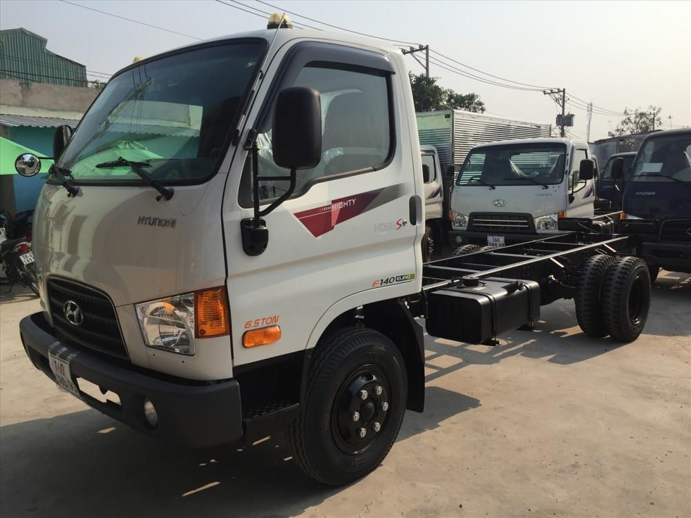 Những ưu điểm khi chọn mua xe tải HD99s 6.7 tấn Hyundai Đô Thành