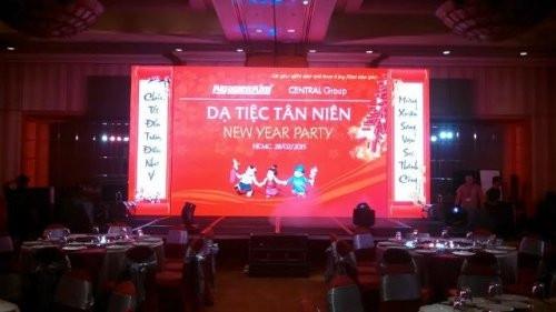Cho thuê màn hình Led P3 tại Dạ Tiệc Tân Niên Của Tập Đoàn Điện Máy Nguyễn Kim