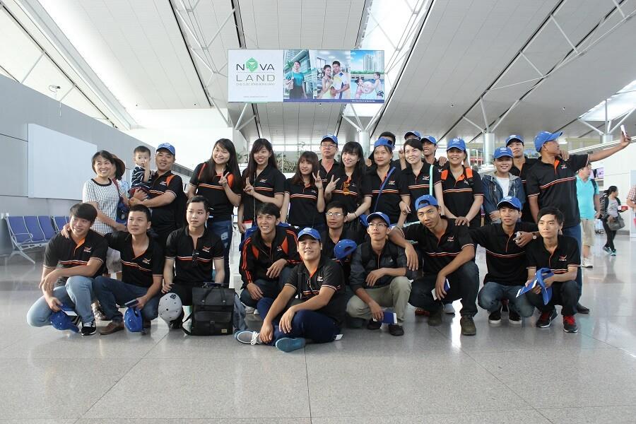 Đội ngũ nhân viên tại Màn hình Led Âu Lạc (Alta Media)