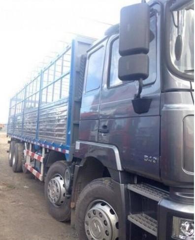 Địa điểm mua xe tải Shacman 5 chân TPHCM