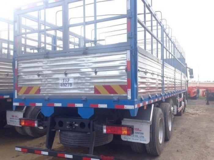 Đặc điểm của xe tải Shacman 5 chân