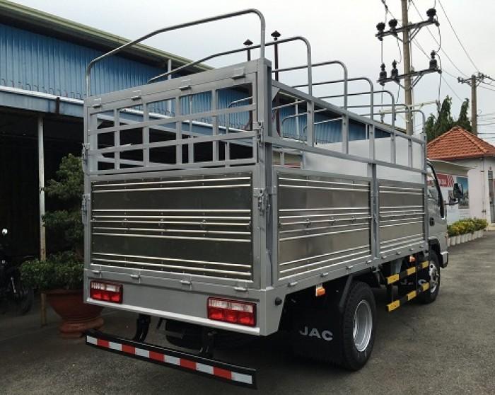 Đánh giá xe tải Jac 2.4 tấn - xe tải nhỏ giá rẻ tại Bình Dương(1)