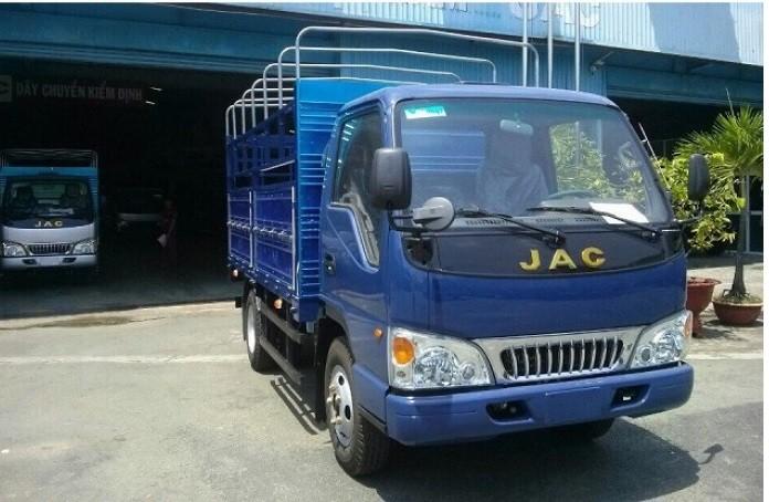 Đánh giá xe tải Jac 2.4 tấn - xe tải nhỏ giá rẻ tại Bình Dương(4)