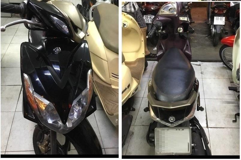 So sánh Yamaha Luvias và Honda Vision: nên mua xe máy cũ nào?(3)