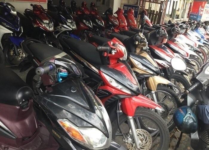 Địa điểm mua xe máy Yamaha Luvias cũ tại TPHCM (3)
