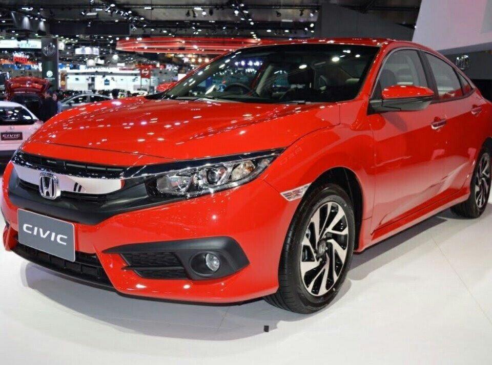 Honda civic 1.8E nhập khẩu Thái Lan