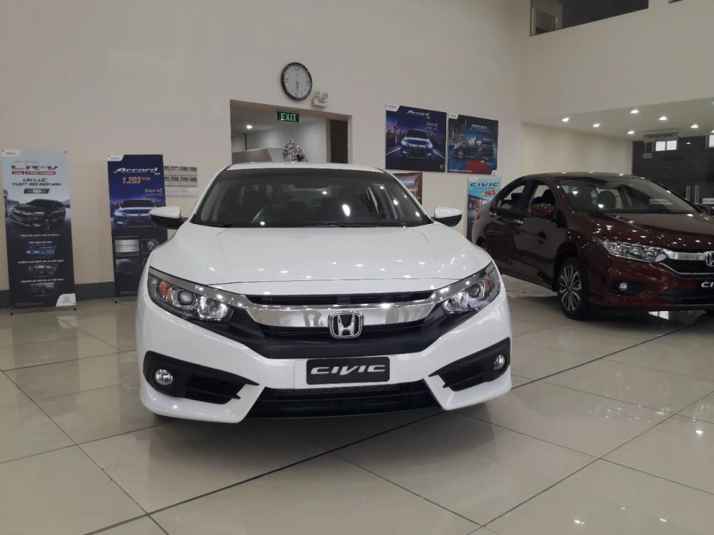 Địa điểm chọn mua Honda civic 1.8E 2018 tốt nhất