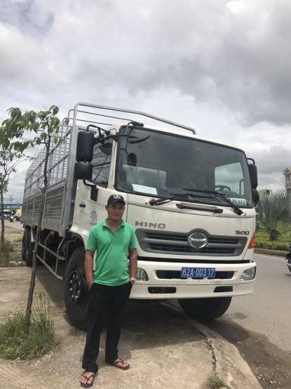 Kinh doanh xe tải Hino thùng kín như thế nào ?