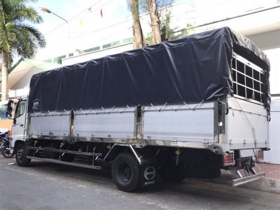 Kinh doanh xe tải Hino thùng kín như thế nào ?(1)