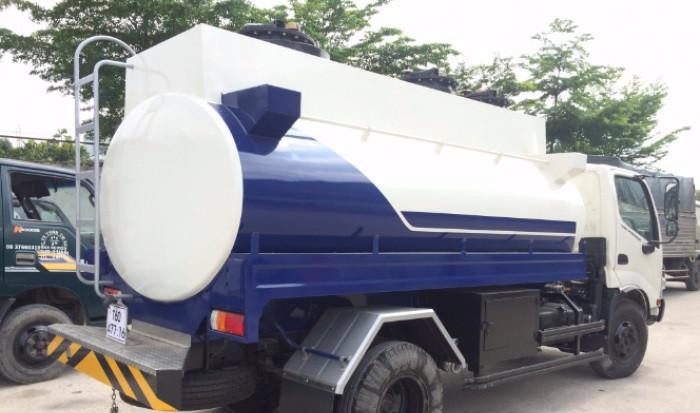 Tìm hiểu các loại xe bồn chở xăng dầu