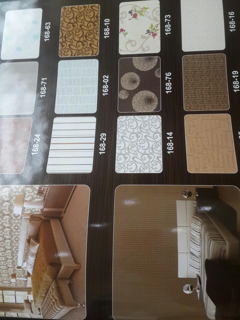 Vải dán tường sợi thủy tinh là lựa chọn thông minh trong trang trí nội thất(1)