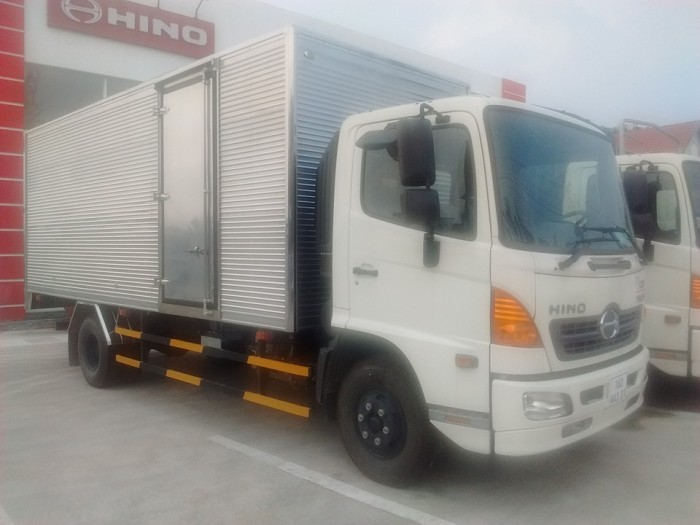 Kinh nghiệm chọn mua xe tải Hino