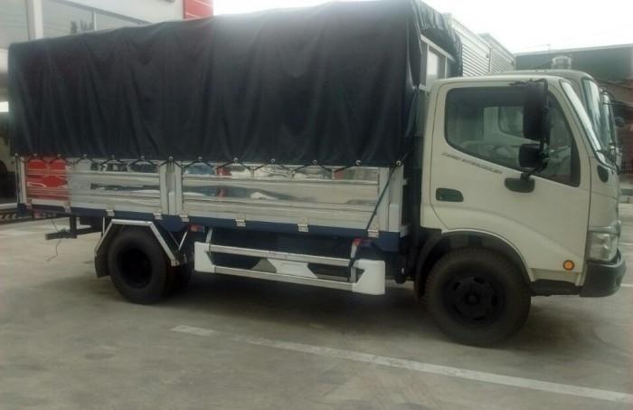 Đánh giá xe tải Hino 5 tấn nhập khẩu Nhật Bản