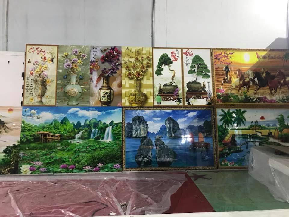 Gian hàng của công ty MayInQuangCao.com - Máy in UV tại Triển lãm Quốc tế Vietbuild TPHCM lần 1 năm 2018 (6)