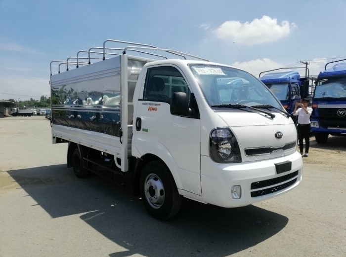 Giá xe tải 2t4 Kia Frontier K250