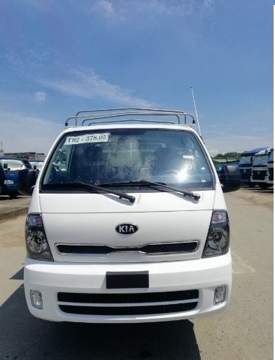 Đánh giá xe tải kia 2t4 Kia Frontier K250