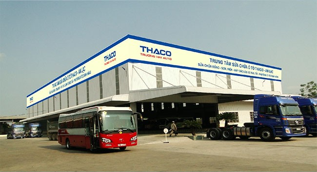 Thaco An Lạc - Công ty cổ phần ô tô Trường Hải