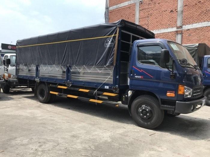 Giá xe HD120SL thùng mui bạt tại TPHCM