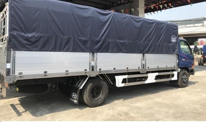 Giá xe HD120SL thùng mui bạt tại TPHCM(3)
