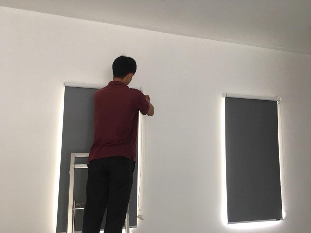 Chọn kiểu dáng màn rèm cửa phụ thuộc vào phong cách nội thất