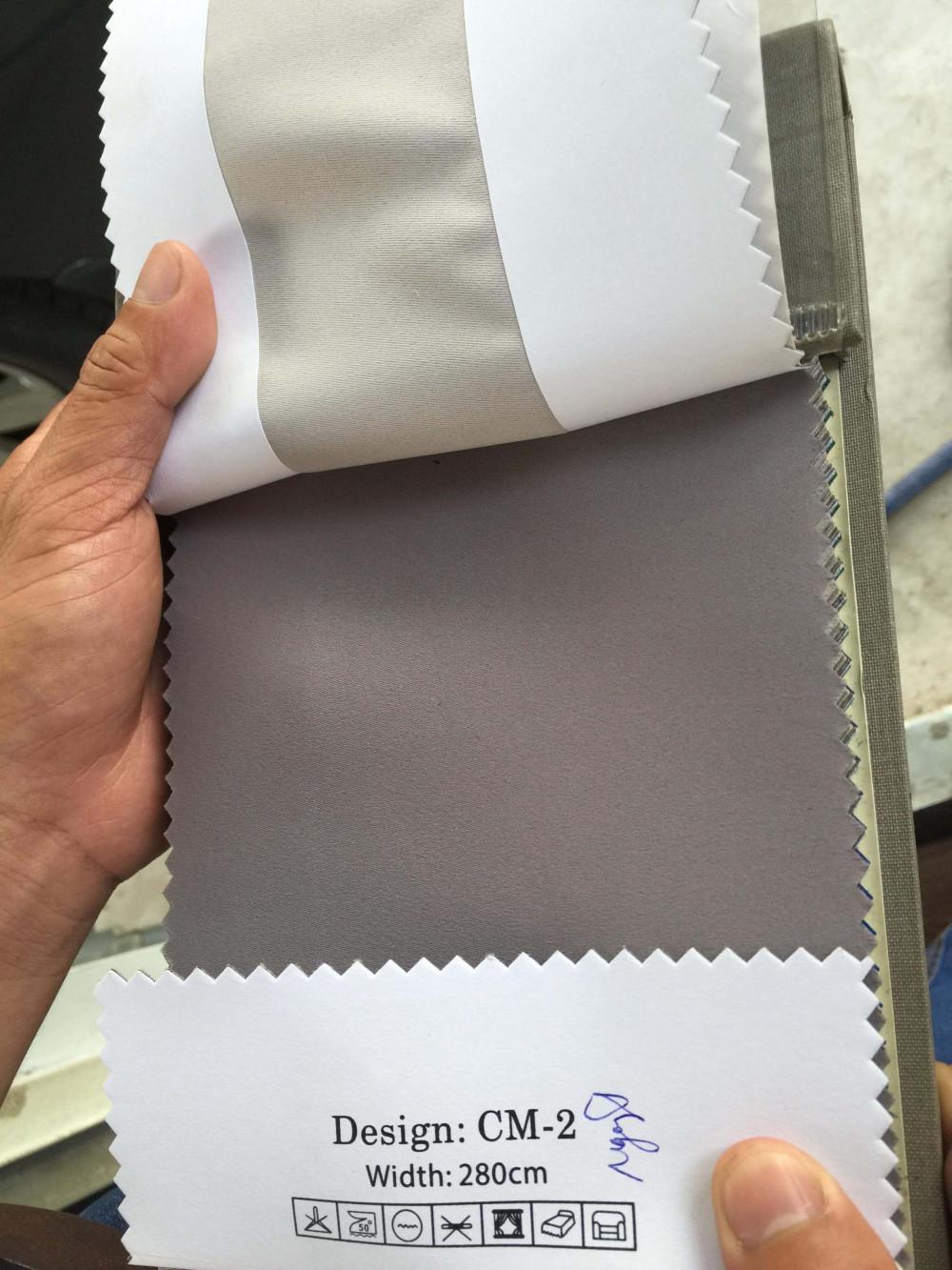 Chọn chất liệu vải rèm