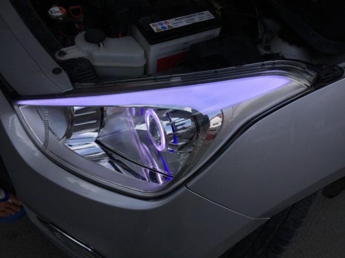 Những mẫu độ đèn xe hơi được ưa chuộng nhất hiện nay