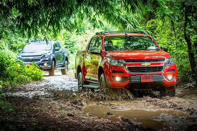 Chevrolet Colorado bổ sung phiên bản mới