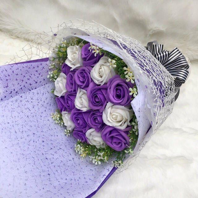 Ý nghĩa của hoa hồng sáp mà bạn muốn gửi gắm