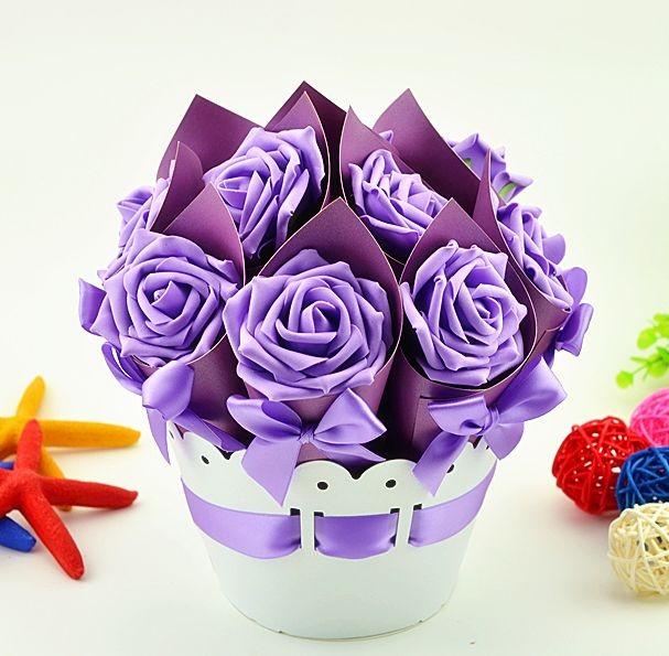 Ý nghĩa của hoa hồng sáp mà bạn muốn gửi gắm(1)