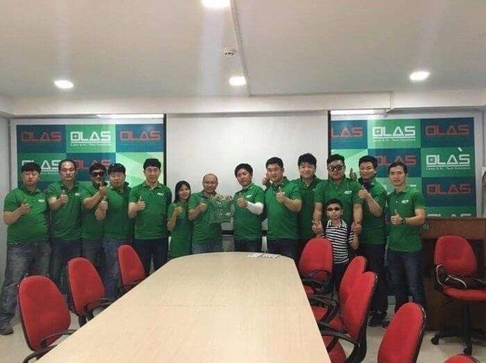 Anna Uniforms thiết kế và may gia công đồng phục cho tổ chức phi lợi nhuận - JCI South Saigon