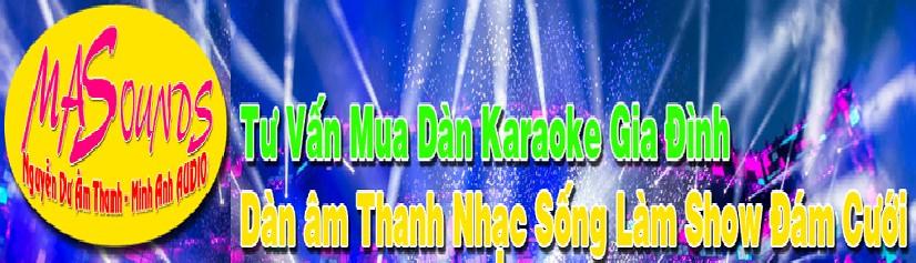 Cách có được dàn âm thanh Karaoke tại nhà cực hay, âm thanh cực chuẩn