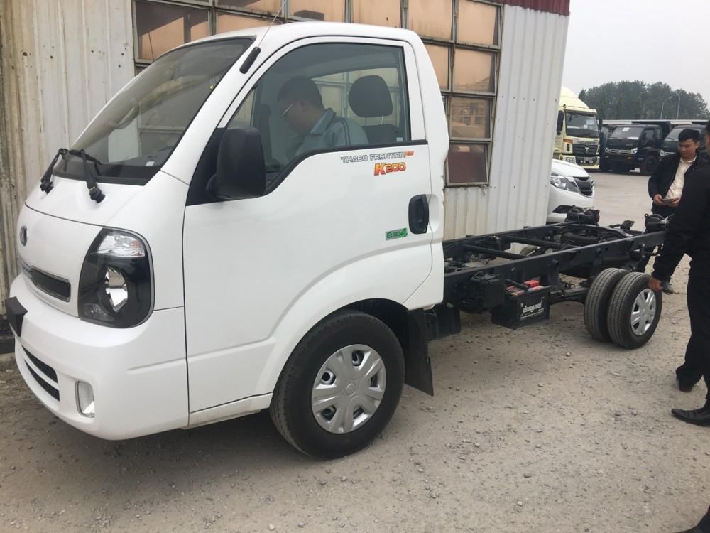 Kia K200 mới 2018 máy điện chuẩn khí thải Euro 4