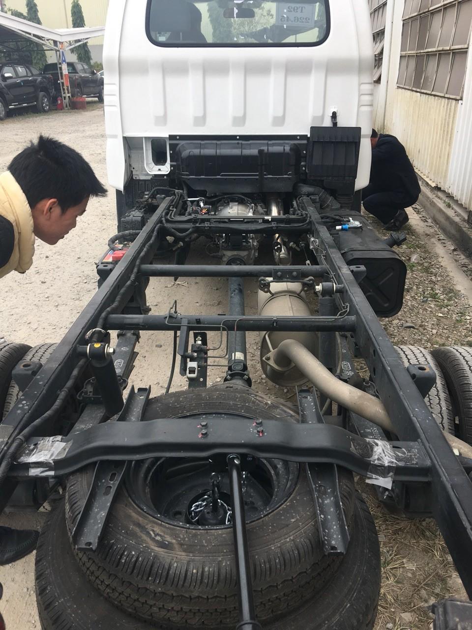 Kia K200 mới 2018 máy điện chuẩn khí thải Euro 4(1)