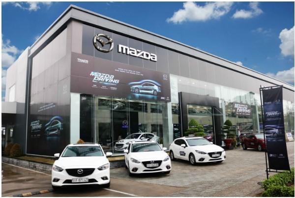 Giới thiệu Showroom Mazda Gò Vấp