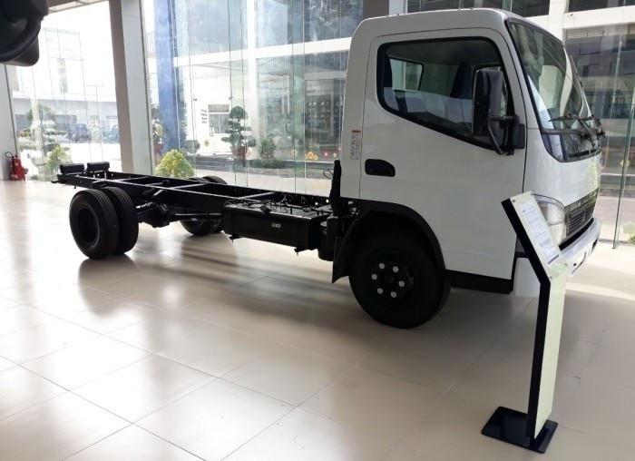 Báo giá xe tải Fuso Canter