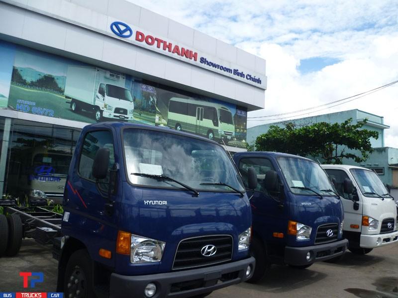 Công ty Cổ phần Ô tô Tân Phú
