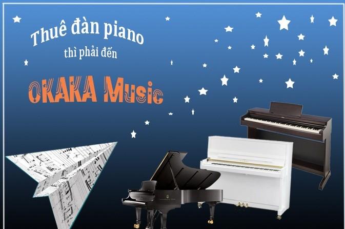 Công ty cổ phẩn Okaka - Công ty nhạc cụ chất lượng, nâng tầm cuộc sống!(1)