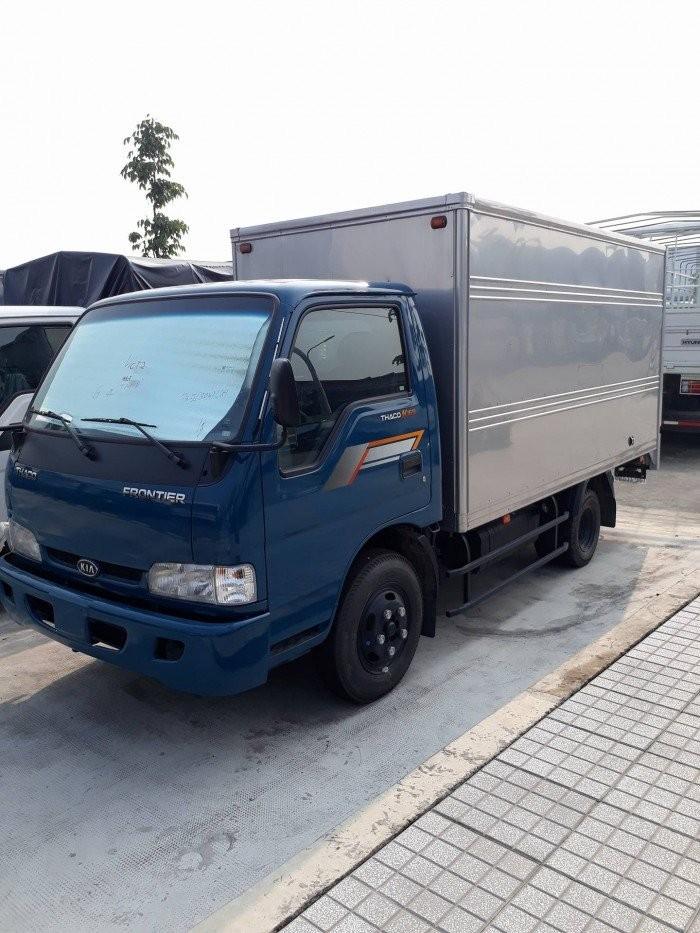 So sánh xe tải Kia 2.4 tấn và xe tải Jac 2.4 tấn: nên chọn xe tải nhẹ nào?(1)