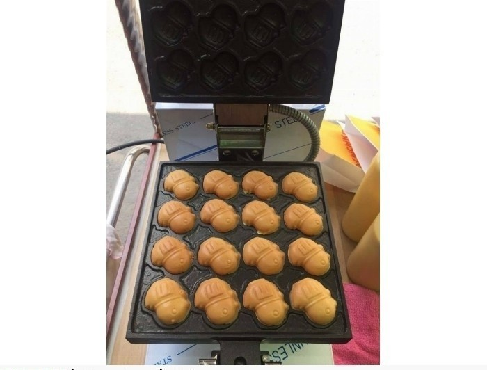 Kinh nghiệm chọn mua máy làm bánh hình thú chất lượng(2)