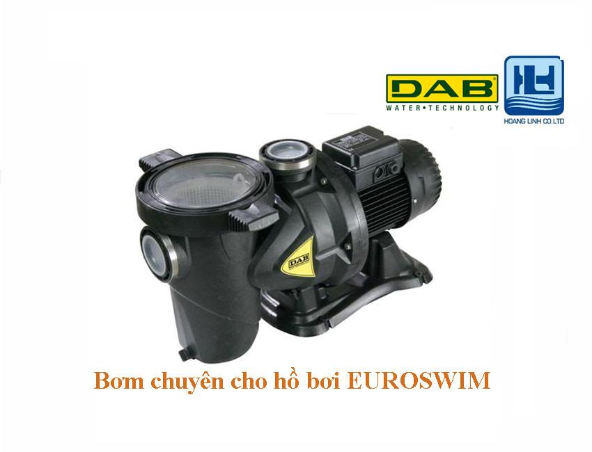 Máy bơm hồ bơi Dab Euroswim có tốt không?