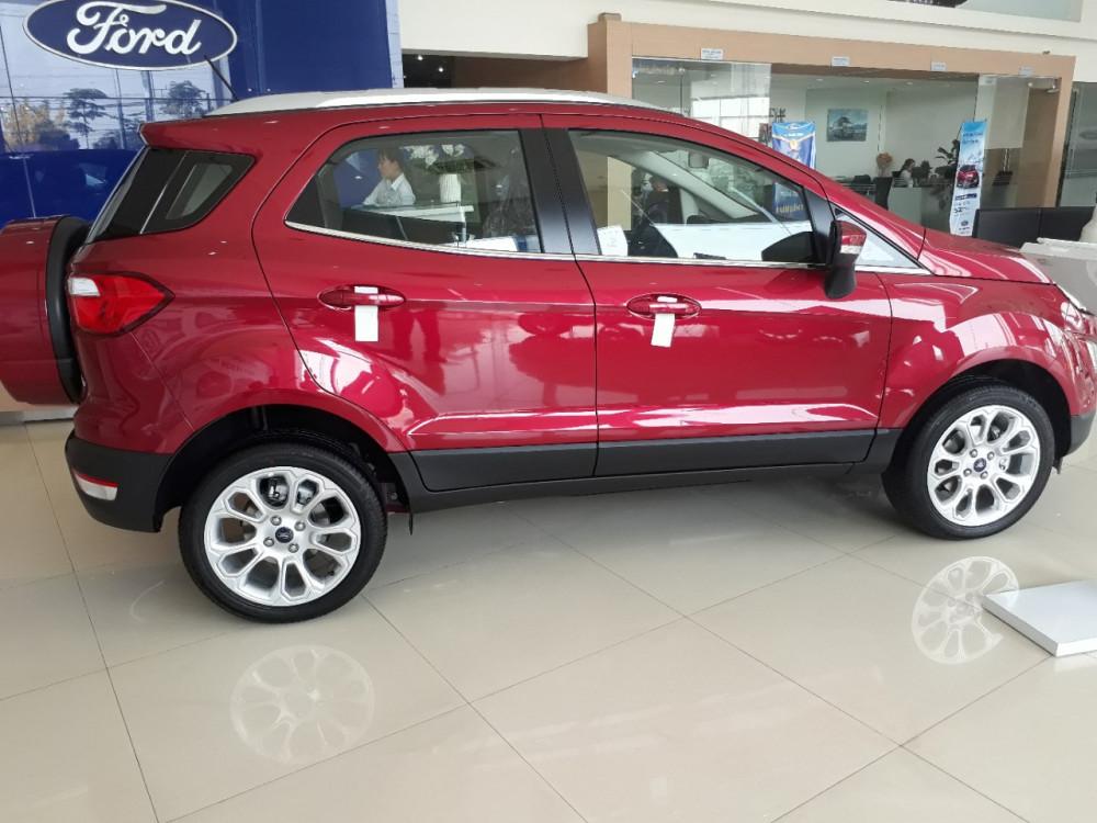 Cảm nhận Ford EcoSport 2018 sau một thời gian sử dụng